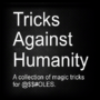 Tricks Against Humanity (with DVD and Gimmicks) by Eric Ross