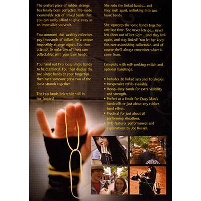 Paul Harris Presents SLR Souvenir Linking Rubber Bands, DVD, Slim bands by  Paul Harris