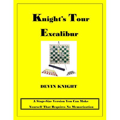 The Knights Tour Mentalism