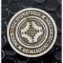 Full Dollar Coin, Gun Metal Grey by Mechanic Industries