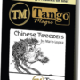 Chinese Tweezers by Mario Lopez and Tango Magic (V0018)