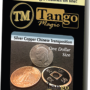 Dollar Size Silver Copper Chinese Transposition, CH023 by Tango Magic