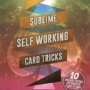 Sublime Self Working Card Tricks by John Carey video (Download)