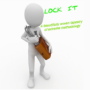Lock It Green, Gimmick and Online Instructions by Al Bach