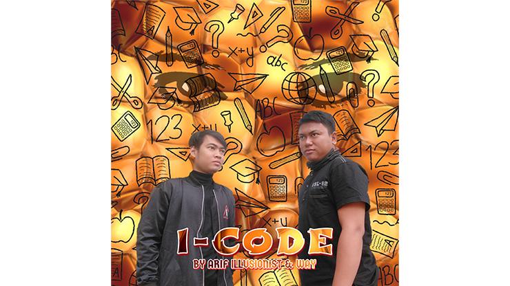 I-CODE by ARIF ILLUSIONIST & WAY video (Download)